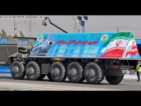 Iran Military Power 2014 (زنده باد سپاه پاسداران انقلاب اسلامی)