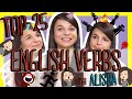Learn the Top 25 Must-Know English Verbs!