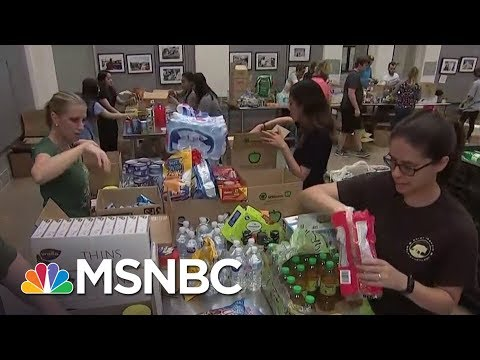 President Donald Trump Wants To Cut SNAP And Give Poor Boxes Of Food | AM Joy | MSNBC
