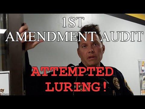 """1st Amendment Audit - """"Come With Me"""" - Gloucester Township PD - NJ"""