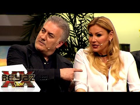 Pınar Altuğ ile Tamer Karadağlı'nın Tatlı Atışması! - Beyaz Show