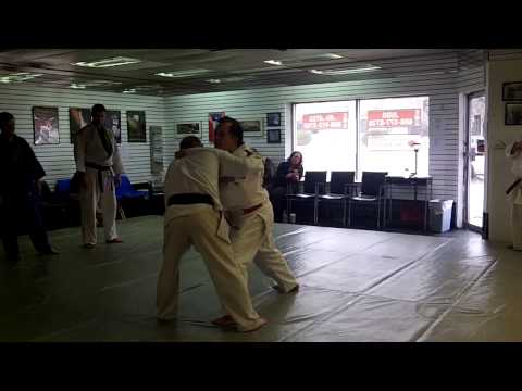 Sensei Osmil Millan - Judo Gym Madison