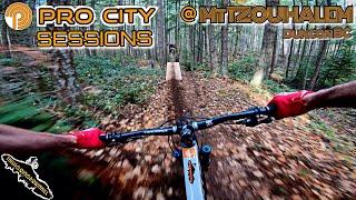 Mountain Biking on Vancouver Island - Pro City Sessions Mt Tzouhalem