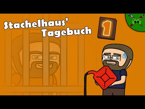 Stachelhaus' Tagebuch - Prison Architect S01E01