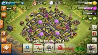 "CLASH OF CLANS - Clan INVICTO ""ISO2015"" 47 guerras ganadas"