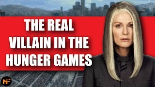 The Life of President Alma Coin: The Real Villain of the Story (Hunger Games Explained)