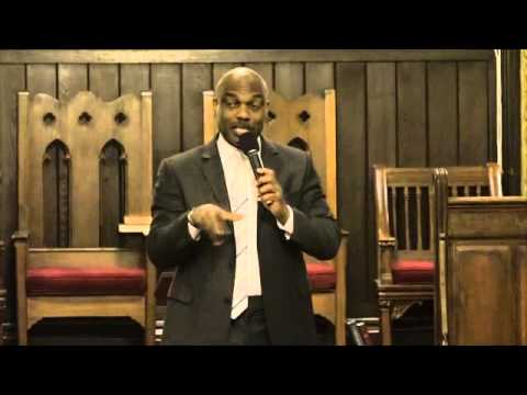Pastor Randy Skeete - that other man is lying