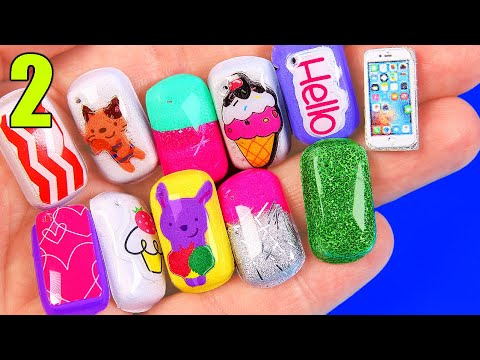 DIY Miniature Phone Cases