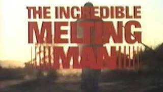 The Incredible Melting Man - Trailer (1977 bad movie)
