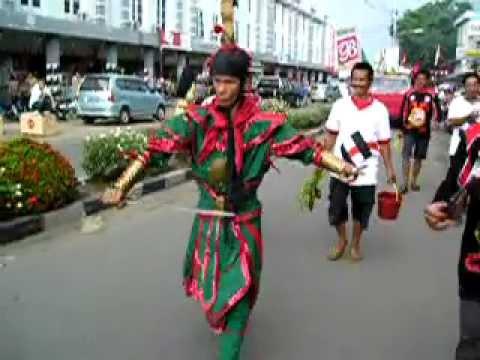 Cap go meh ketapang Kal-Bar (Chiang Shan Loya).avi