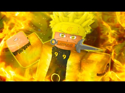 My Favorite NARUTO Game On ROBLOX Ever ..