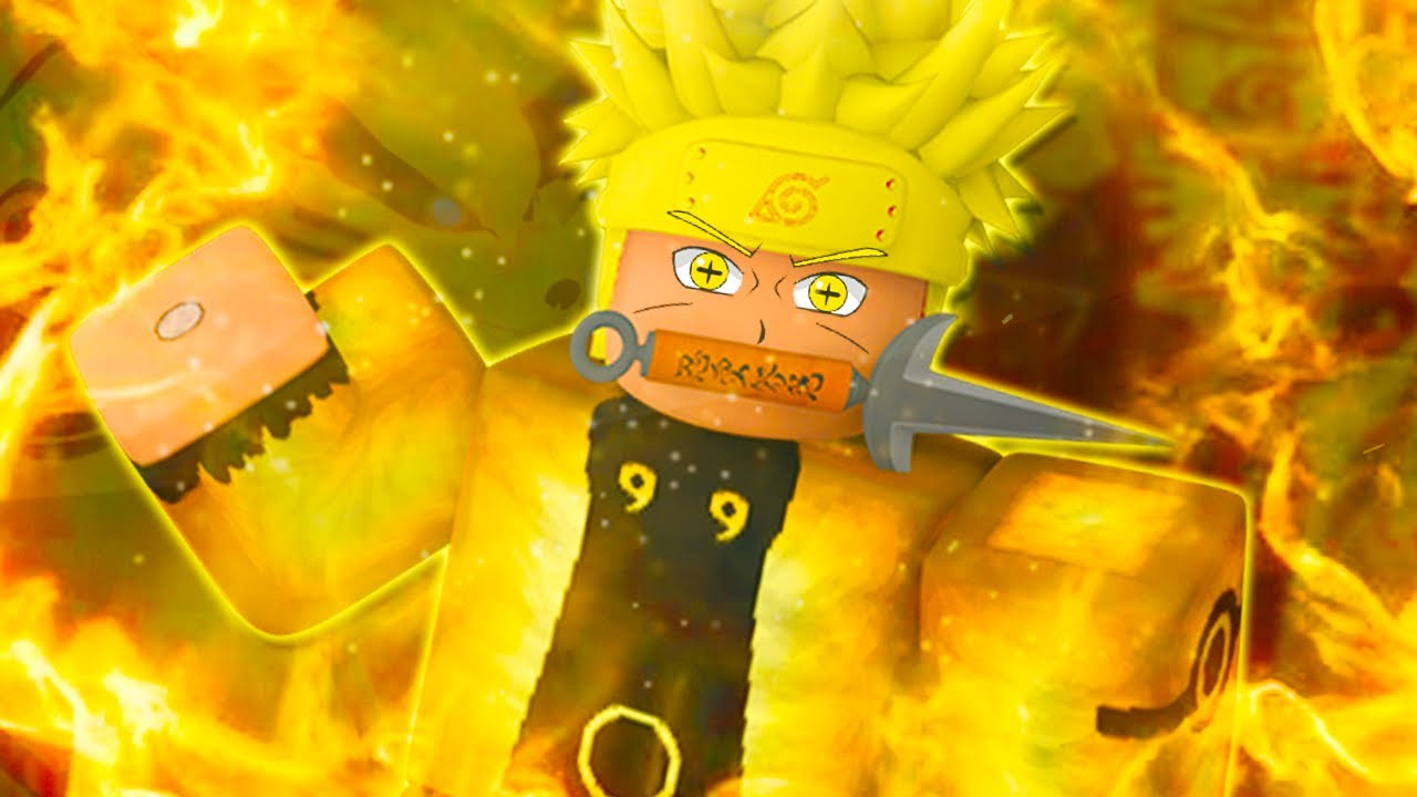 My Favorite Naruto Game On Roblox Ever Youtube