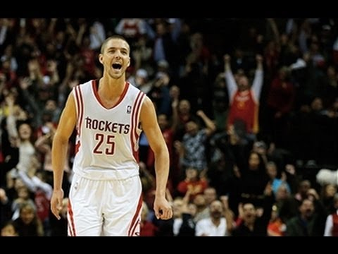Chandler Parsons Sets the Record for Three-Pointers in a Half