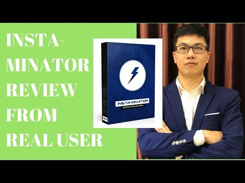 Insta Minator Review From Real User 100% Honest Review