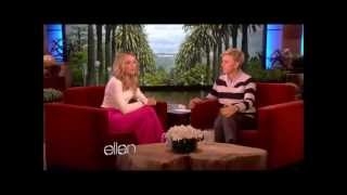 Rachel McAdams on Ellen Feb. 7th, 2012