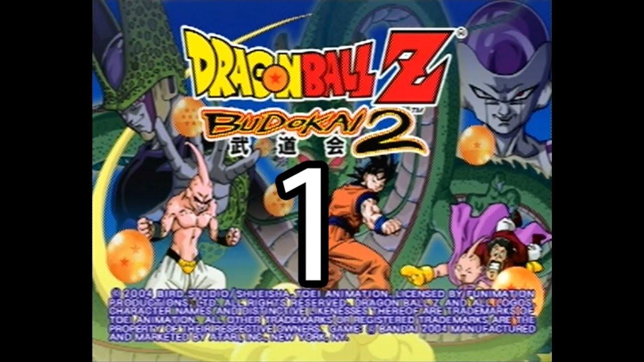 Let's Play Dragon Ball Z Budokai 2: Part 1 Board Game