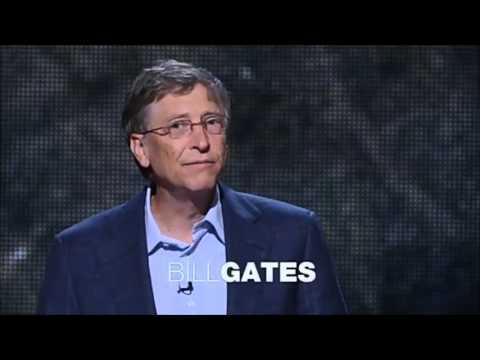 Bill Gates. Everyone needs a coach