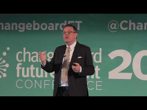 Changeboard Future Talent Conference 2019 - Adam Kingl