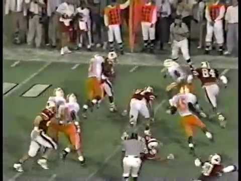 1991 Tennessee vs. Louisville- Chuck Smith ushers in the 1991 season.....