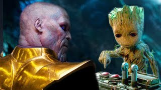 Top 10 Marvel Thanos Moments!