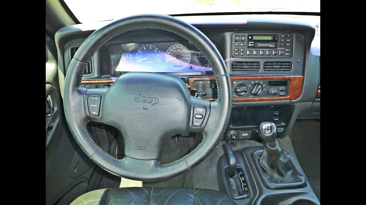 1997 Jeep Cherokee Manual Swap - Data Wiring Diagrams •