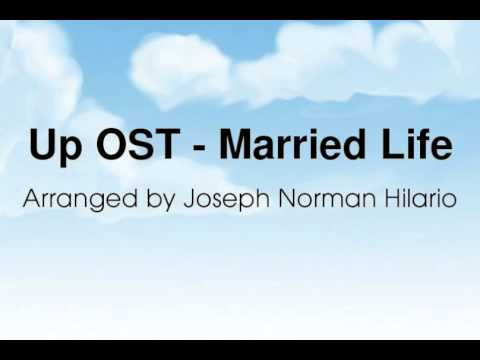 Joseph Norman - Up OST - Married Life (Cover)
