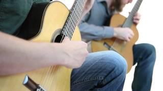 Star Wars Cantina Band LADuo Classical Guitar Bryan Fasola Donovan Butez