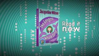 The Longest Whale Song by Jacqueline Wilson- Book Video Trailer