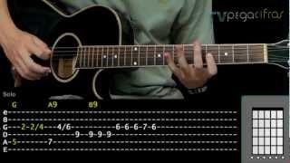 Nickelback - Someday (Aula de violão) - TV Pega Cifras