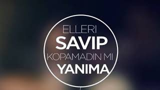 Ilyas yalcintas-Cok yalnizim (lyrics)