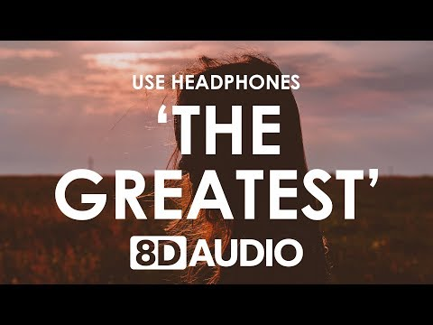 Sia - The Greatest 8D  🎧 ft Kendrick Lamar