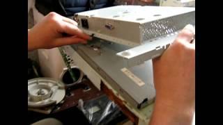 Ремонт монитора LG FLATRON L1717S SN