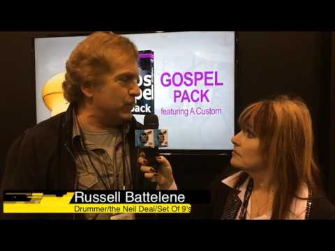 Russell Battelene with Robyn Flans Drummer Interviews
