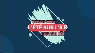 'Peter Myles ''LIVE INTERVIEW'' @  L'ÉTÉ SUR L'ÎLE