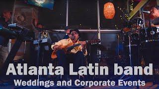 Latin Music Entertainment - Atlanta latin band