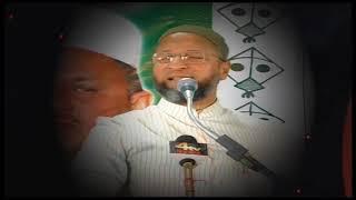 Janab Asad Uddin Owise Sahab AIMIM President