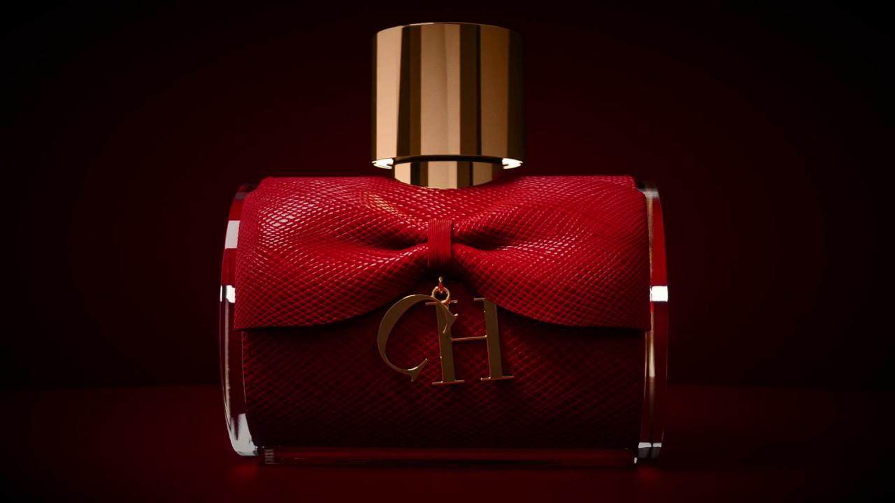 e877bbaa696fc CH Privée Eau de Parfum Carolina Herrera - YouTube