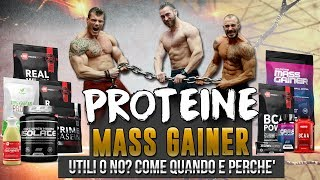 Why Do Not Buy MASS GAINER or WEIGHT GAINER