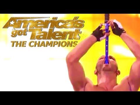 America's Got Talent Champions: The OLYMPICS of Talent Shows! Winners vs Winners Will Battle!