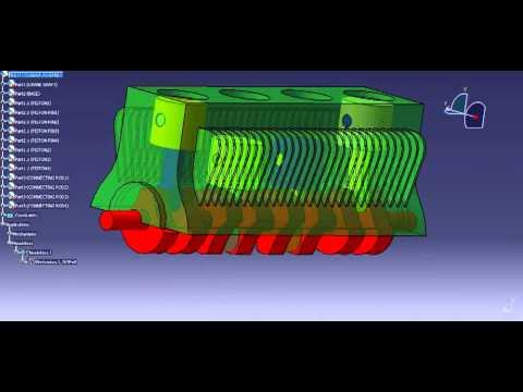 Multi Cylinder Engine
