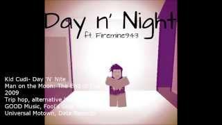 ROBLOX Sneak Peek - Day n Night ft. Firemine945