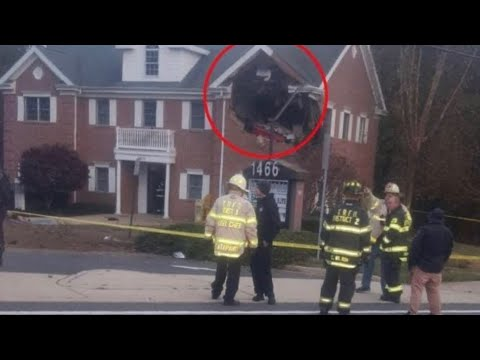 Porsche launches into second floor of Toms River NJ building leaving 2 dead, police say