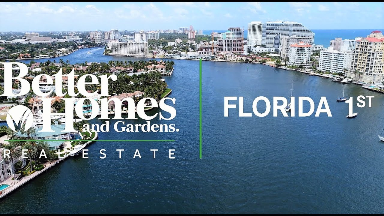 Better Homes And Gardens Florida 1st Hd Video Promo