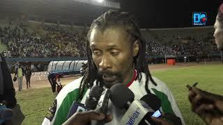 """Aliou Cissé : """"Karim Séga Diouf était quelqu'un de très spécial pour moi"""""""
