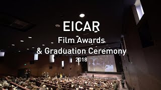 EICAR International / Film Awards and Graduation Ceremony 2018