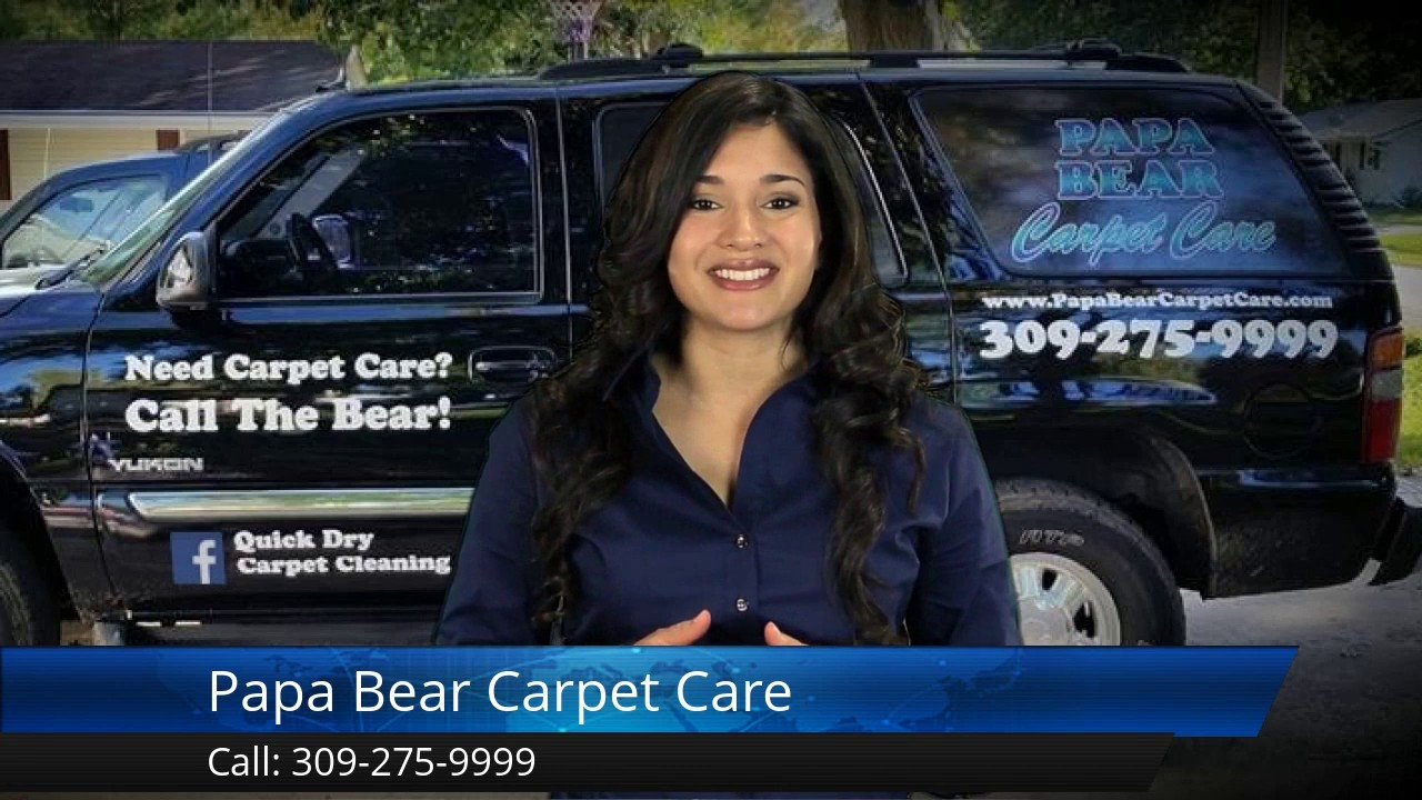 Carpet Cleaning Bloomington, IL 5 Star Review