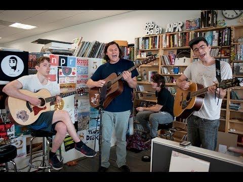 The Front Bottoms: NPR Music Tiny Desk...