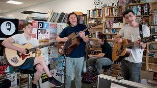 The Front Bottoms: NPR Music Tiny Desk Concert