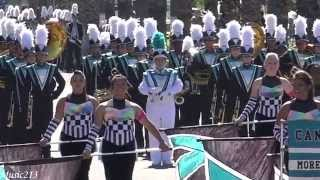 Canyon Springs HS - The Boys of the Old Brigade - 2015 Loara Band Review