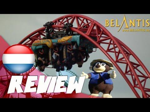 Review zeer net pretpark: Belantis, Leipzig Duitsland